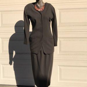 Calvin Klein designer suit